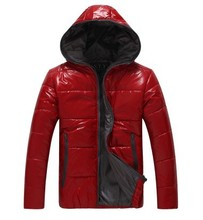 2015 New Winter Jackets Men Hooded Cotton Wadded Winter Down Jackets Man Winter Coats For Men Plus Size 3XL