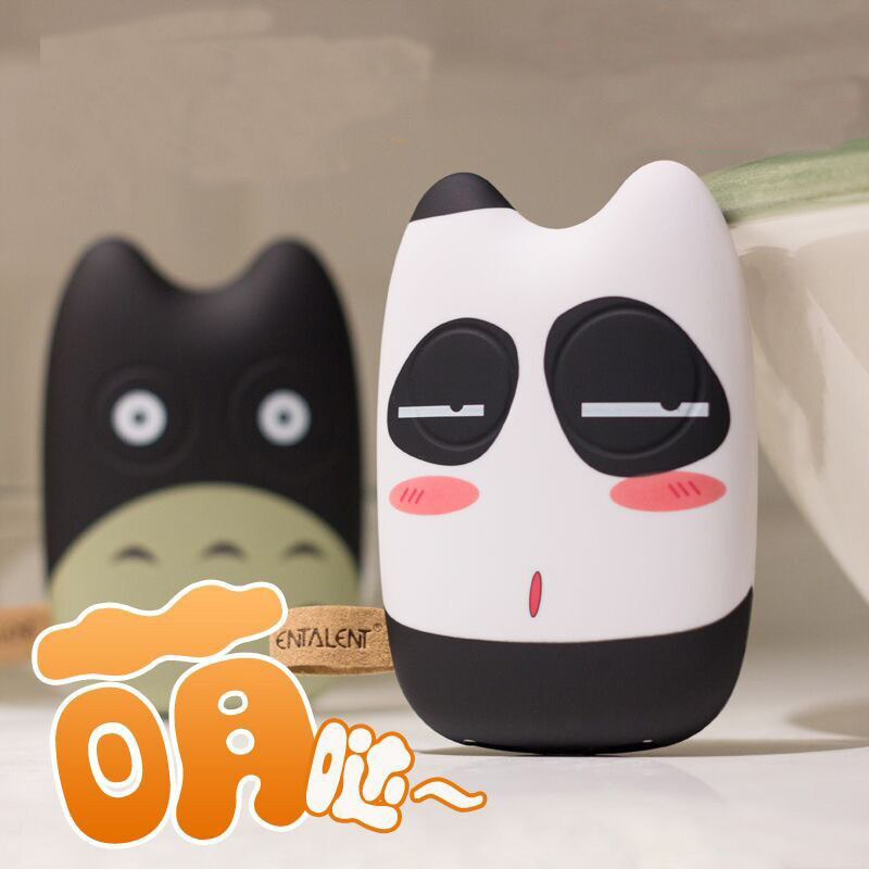 Mobile Power Bank 10400mah Cartoon portable charger external Battery 10400 mah mobile phone charger Backup powers for all phone(China (Mainland))