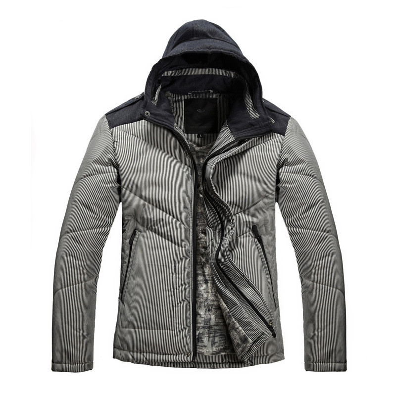 Free shipping Brand down jacket men winter jacket men Warm 90 duck down coat with foil