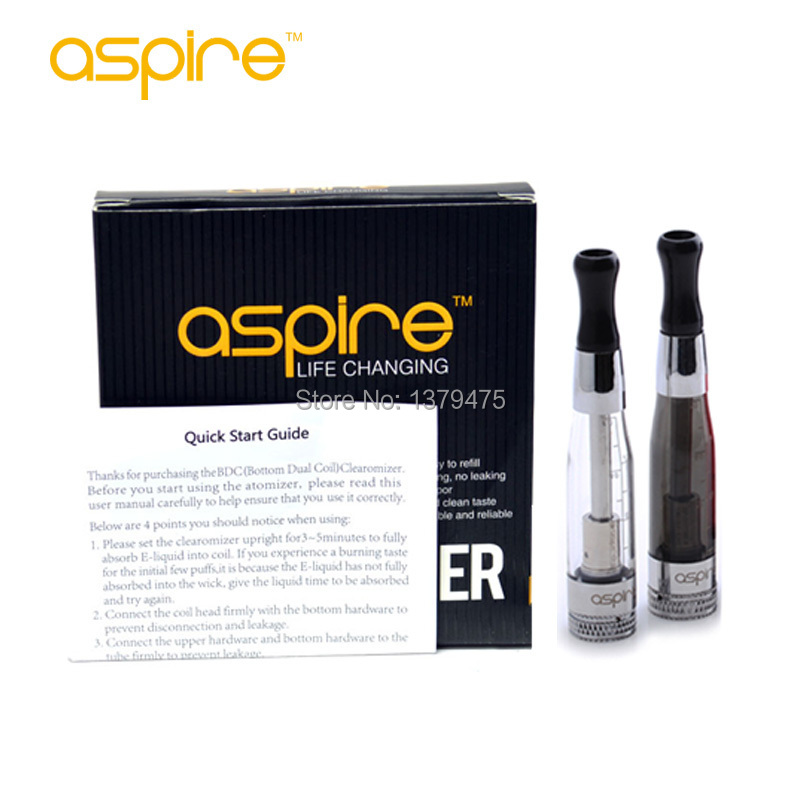 Factory Supply Authentic Aspire BVC CE5 Atomizer,High Quality Electronic Cigarette Vaporizer 1.8Ml Aspire CE5 Atomizer BVC Core(China (Mainland))