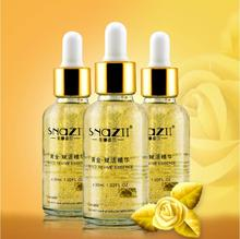 1PCS Powerful 24K Gold Active Revive Essence Serum Whitening Moisture Reduce Wrinkle&Spot firming Face Skin Care 30ML free ship