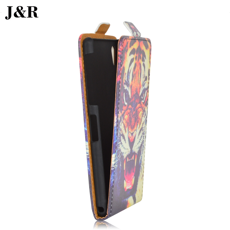 PU Leather Flip Cover Case For sony Xperia Z2 Moblie Phone Protector bags 5 Colors(China (Mainland))