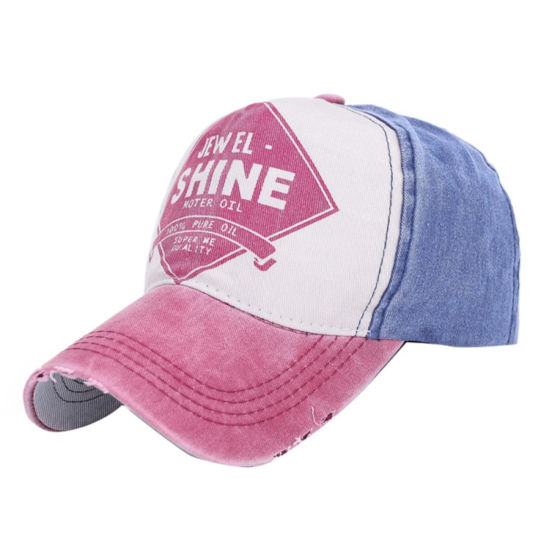 Aliexpress.com : Buy Cool Summer Patchwork Baseball Cap ...