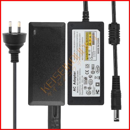 ( 1) DC12V 3A AC110V-240V AC Adapter led strip Power Supply AU Plug 5050 3528 LED Strip Lights ADSL Audio - KEISEIKOUDEN---professional products manufacturer store