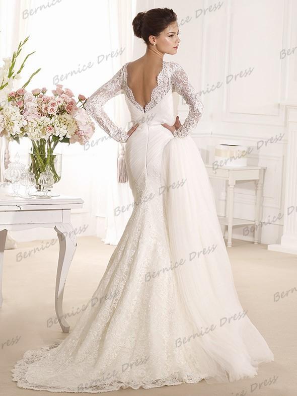 Robe blanche dentelle paris