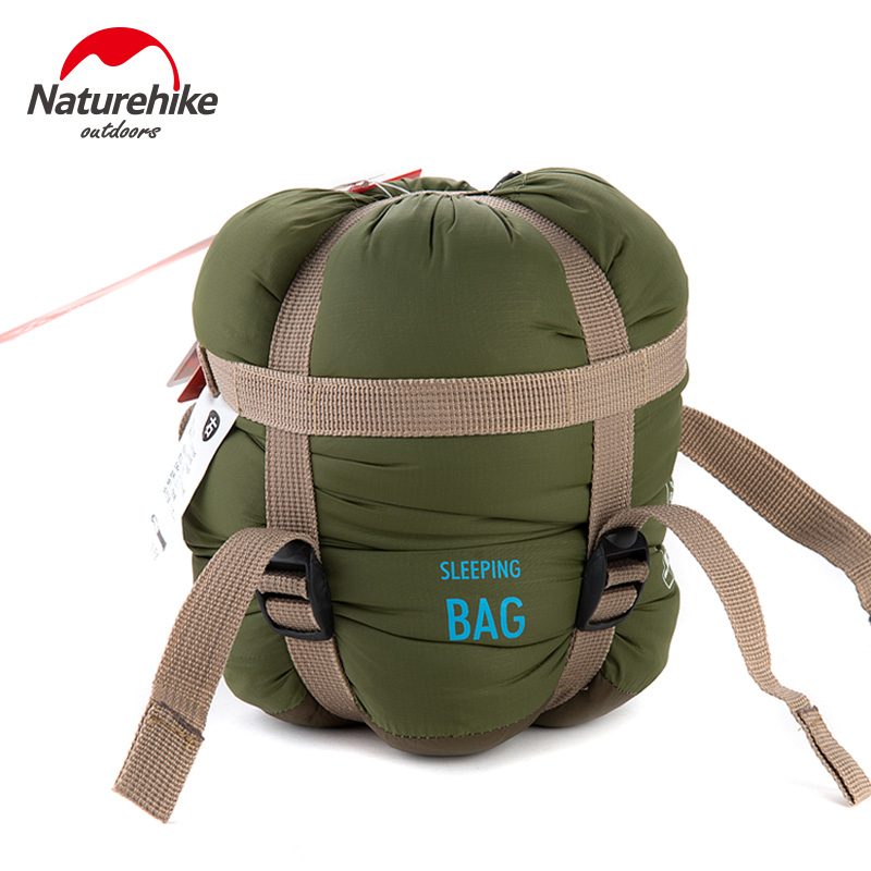 Naturehike Outdoor Ultralight Winter Cotton Sleeping Bag Waterproof Envelope Type Splicing Double Sleeping Bag Liner Only 700g(China (Mainland))