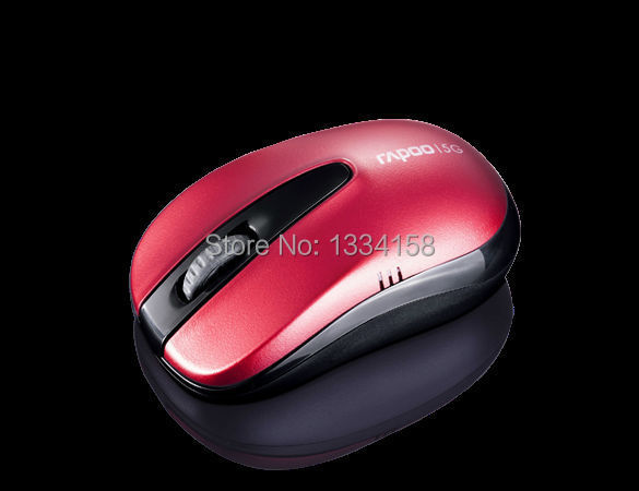 2014 New Rapoo 1070P 5Ghz Optical Wireless Mouse For Laptop Desktop Computer Free Shipping(China (Mainland))