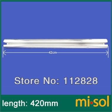 10 pcs of aluminum fins for glass tubes (58mm*500mm), for solar water heater(China (Mainland))