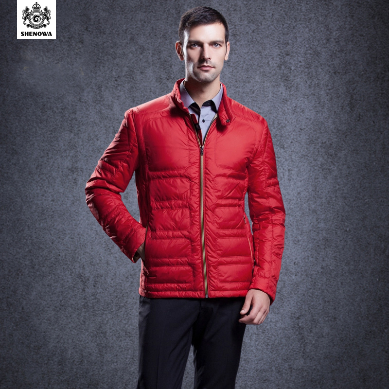Mens Casual Down Jacket Mens Down Jacket  Liling Leisure JacketОдежда и ак�е��уары<br><br><br>Aliexpress