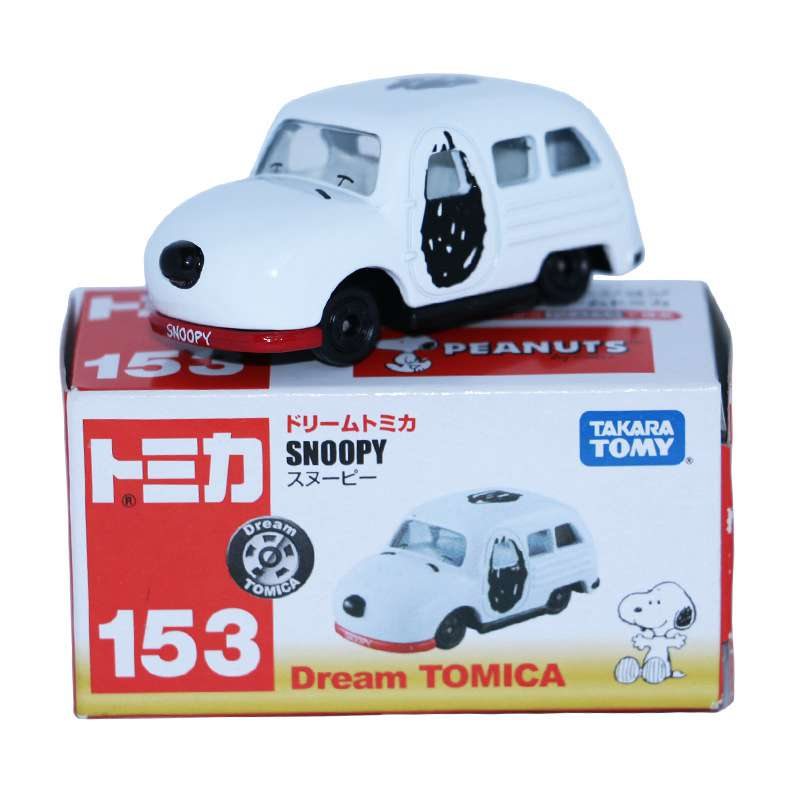 New Arrival Fashion Christmas Gifts For Children Dicast Snoopy Car Models Scale 1:64 Kawaii Cartoon Action Figures SMTWJ714(China (Mainland))
