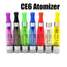 eGo E cigarette CE4+ CE4S CE5+ CE5S Clearomizer Atomizer Cartomizer for electronic   cigarette various colors high quality