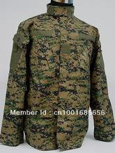Buy USMC Army Navy BDU Uniform Set Digital Camo Woodland DD Multi Camo Desert Camo Digital Camo blue camouflage for $47.49 in AliExpress store