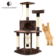 Cats Scratchers 2016 New Arrival Brand Pets Cats Home Clambing Scratchers Furnitures HP906 Ship With FEDEX & 2-7Days(China (Mainland))