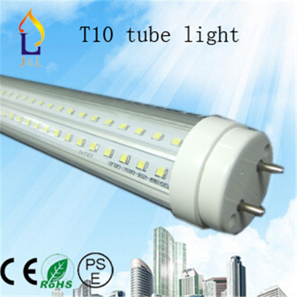 lighting led FedEx Free Shipping 25pcs T10 48W tube light SMD2835 4FT 240leds/pc g13base(China (Mainland))