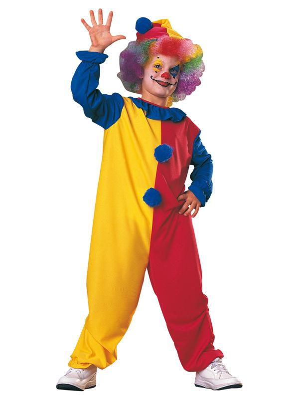 Костюм клоуна своими руками з фото