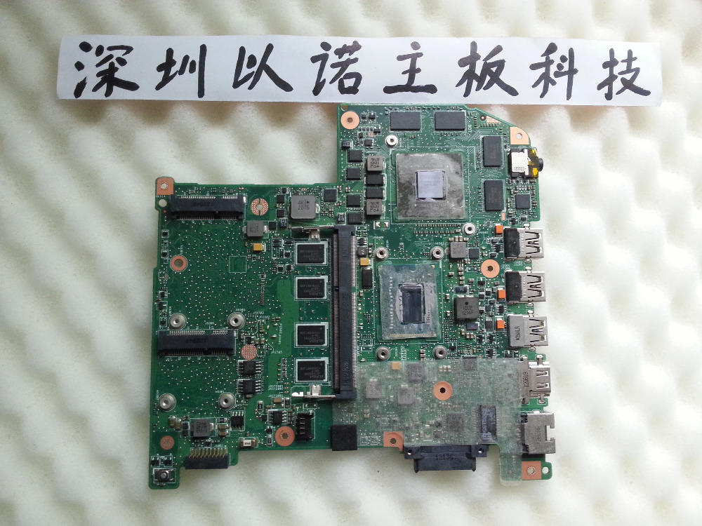 For Acer JM50 Main motherboard Acer M3-581 laptop Motherboard DDR3 SR0N6 intel core i7-3517U 100% tested 60 days warranty(China (Mainland))