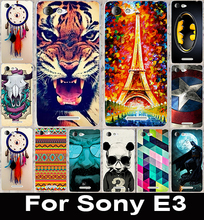 Buy Soft TPU & Hard PC Cell Phone Cases Sony Xperia E3 Dual D2203 D2243 D2202 D2206 D2212 Housing Capa Fundas Skin Shell Hood for $2.18 in AliExpress store