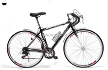 B128 PH Steel Frame 700C X 23C Road Bike  12 Speeds Road bicycle bike speed bicicletas bikes TZ40 V Brake 2014 New off Road(China (Mainland))