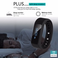 I5 Plus Smart Wristband Bracelet with Sleep Tracker Health Fitness Tracker