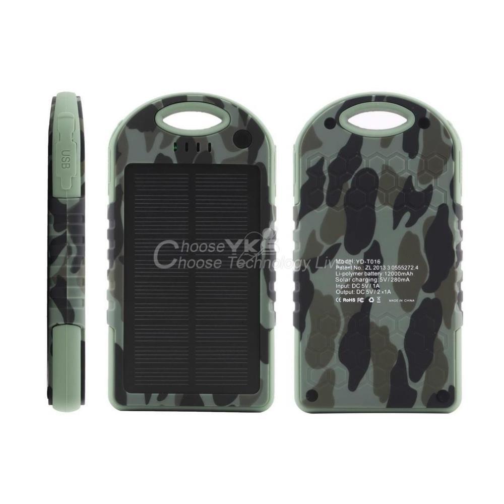 Зарядное устройство 12000mAh USB YKS ZA09702 зарядное устройство duracell cef14 аккумуляторы 2 х aa2500 mah 2 х aaa850 mah