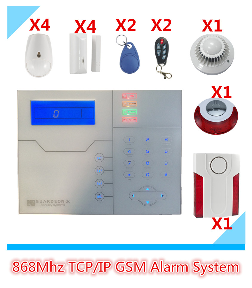 2015 Hot selling Web IE Browse and Android /IOS Mobile App Control TCP/IP GSM network Alarm System Home safety Alarm System<br><br>Aliexpress