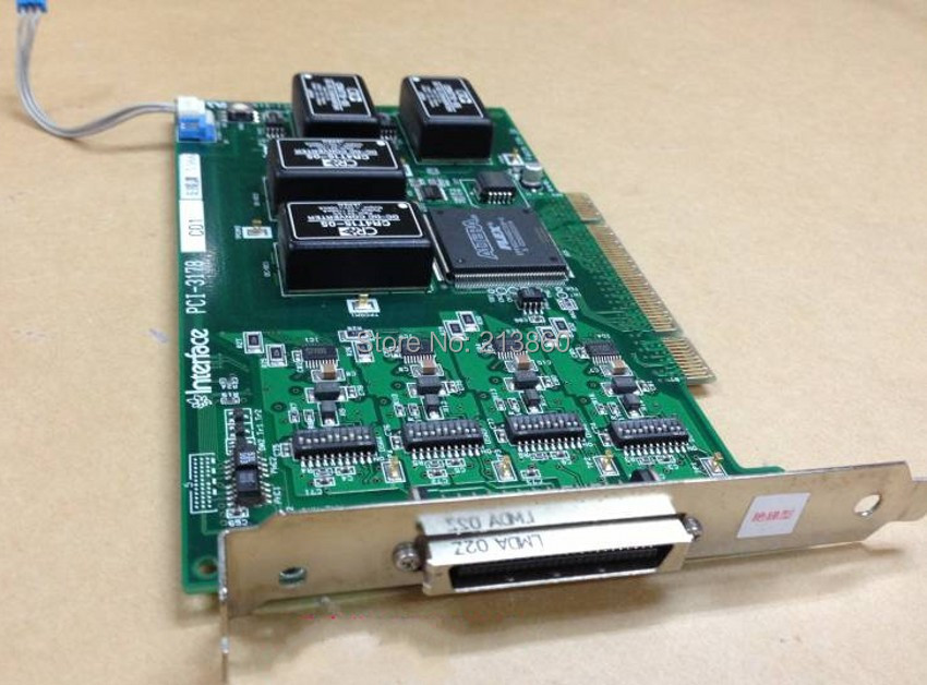 Interface PCI-3178 import tested good working perfect(China (Mainland))
