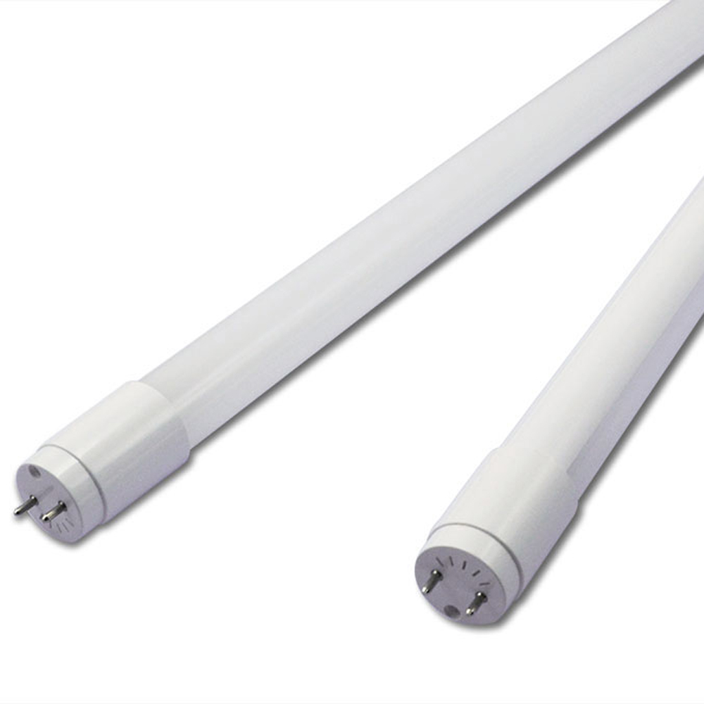 T8 LED Tube Light G13 2ft 60cm PC Tube Lamp 10W 230V Replace 25W Traditional Fluorescent for Home Commercial Lighting 4pcs/lot(China (Mainland))