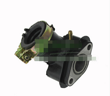 For Motorcycle moped for font b GY6 b font 48cc 50 80 carburetor intake manifold interfaces