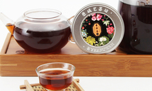 puer Chinese Organic Natural Health Food Compressed puer tea Mini Box Seven Mix Taste Slimming Tea