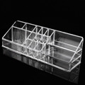 Oversea hot sale 1pcs Cosmetic Organizer Clear Acrylic Jewelry Storage Makeup Drawers Holder Case Box