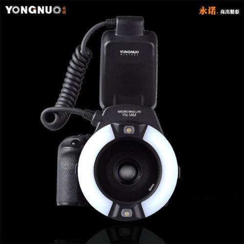 Yongnuo YN-14M YN14M Macro Ring LITE Flash Light for Can  E O*$ DSLR Camera<br><br>Aliexpress