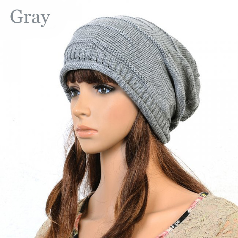 New Bonnet Woman Caps Skullies Autumn Knitted Hat Touca Fashion Boys Winter Hats For Men Warm Beanies Bone Gorro(China (Mainland))