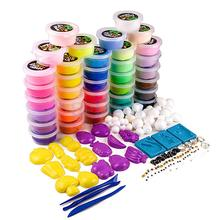 36 Color Soft Clay Plasticine Craft DIY Malleable Polymer Modelling Toys(China (Mainland))