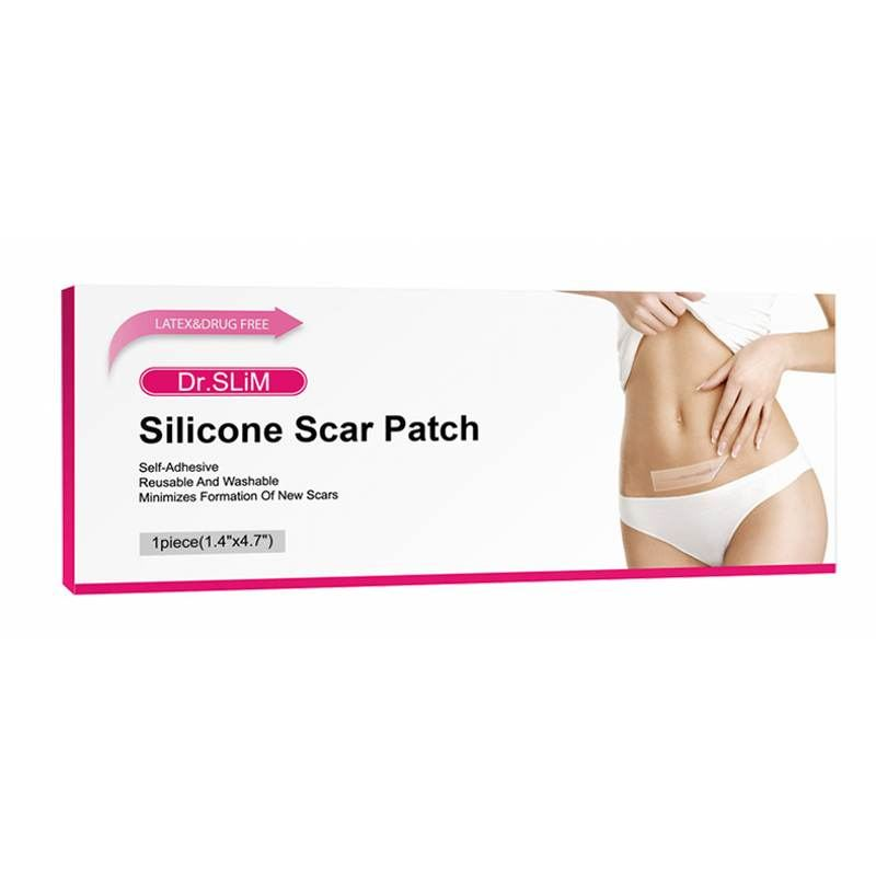 2015 new Free shipping Dr. Slim Silicone Scar Patch 1 piece(1.4*4.7)<br><br>Aliexpress