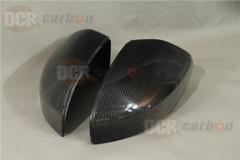 Full replacement style FOR land rover range rover sport carbon fiber car side rear view mirror cover(China (Mainland))