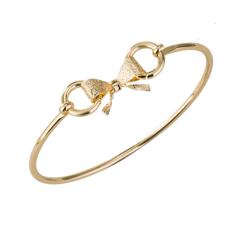 30 Piece-G21 Fashion jewelry 2015 New arrival Dainty Bow bangle Bracelet, Tie the Knot bangles for women -Free shipping<br><br>Aliexpress
