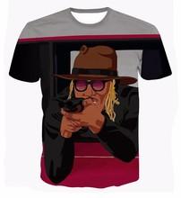 Young Metro Dont Trust You Tee Shirts Harajuku t shirt Men Women Hipster 3D t shirt Summer Casual tees tops