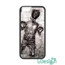 Fit for iphone 4 4s 5 5s 5c se 6 6s plus ipod touch 4/5/6 back skins cellphone case cover Star Wars Han Solo
