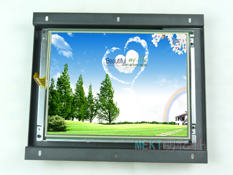 """industrial open frame touch screen,10.4"""" led lcd monitor(China (Mainland))"""
