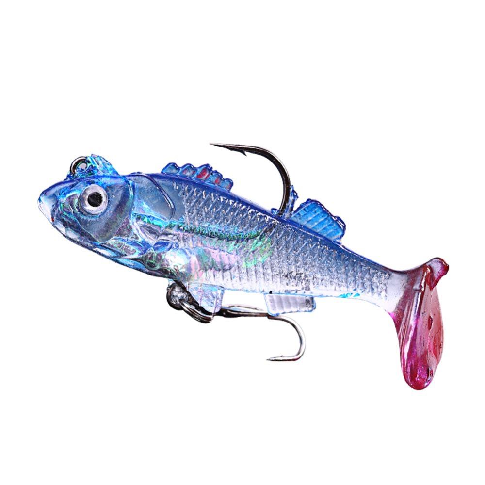 Fish like 30pcs lot fishing soft lure pesca simulate for Fishing lure kits