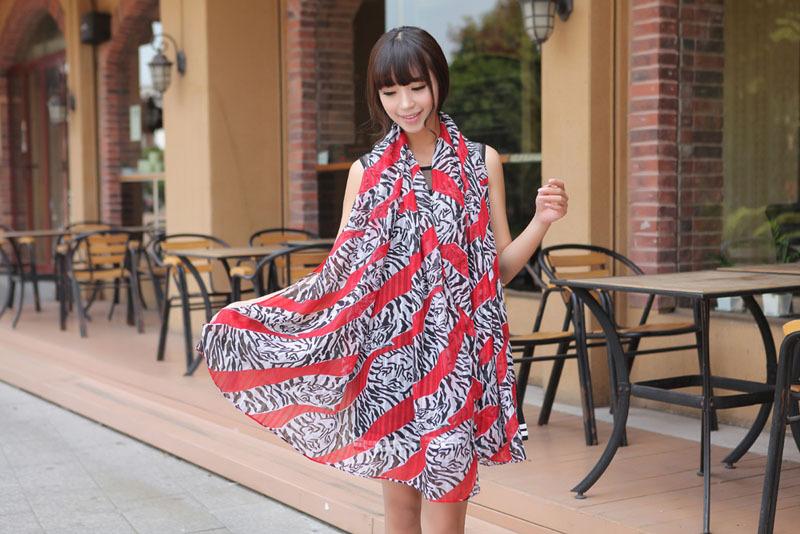 scarf women 2013,Free shipping,long Women shawl,winter scarf,zebra print,animal print,twill scarves,Fashion cape,long hijab(China (Mainland))