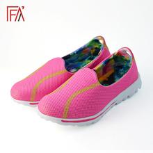 Супер воздухопроницаемый лёгкие Skidproof гольф обувь для женщины на открытом воздухе Ahtelitic свободного покроя спортивная обувь сникер