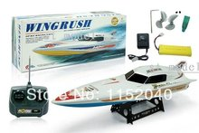 new ideas 2050 Fierce remote control willy Racing RC Boat Lots Century Super Power Radio Remote Control Electri(China (Mainland))