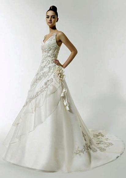 customize wedding dresses online 48