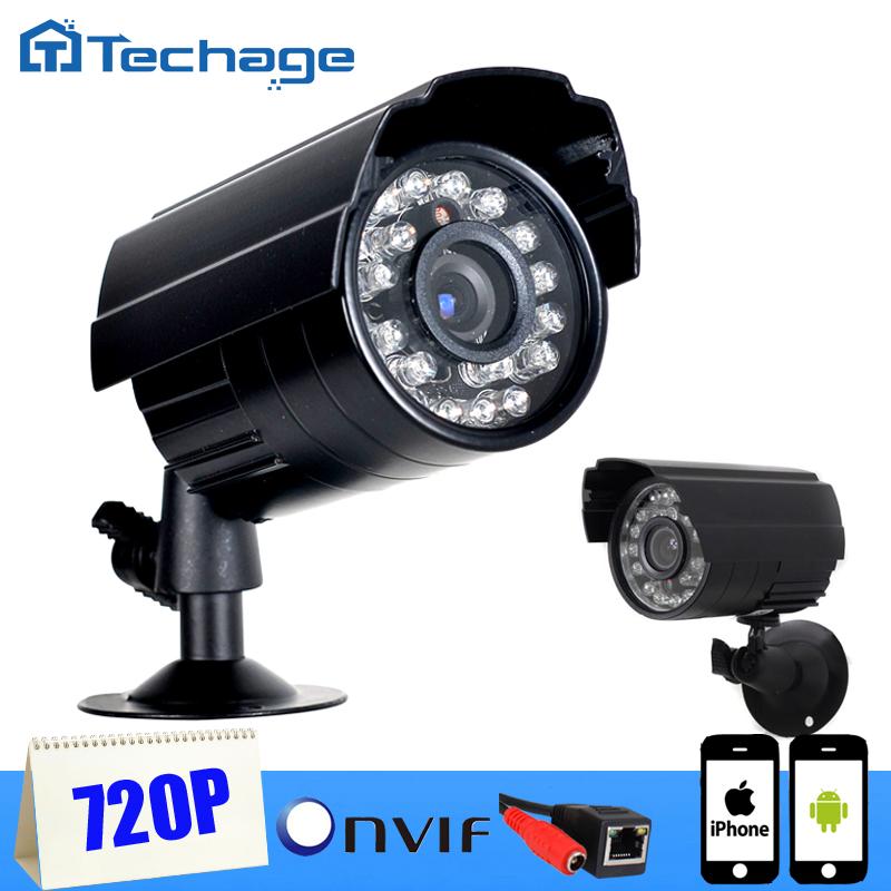Mini IP camera 1280*720P 1.0MP ONVIF 2.0 Waterproof Outdoor waterproof IR-CUT Filter Night Vision Security Camera CCTV Camera(China (Mainland))