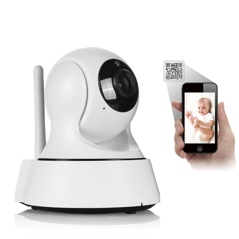 ANNKE Home Security IP Camera Wireless Mini IP Camera Surveillance Camera Wifi 720P Night Vision CCTV Camera Baby Monitor(China (Mainland))
