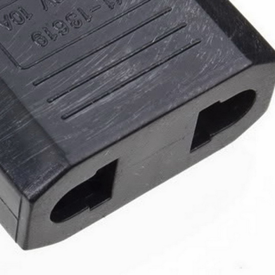 Universal Travel Power Plug Adapter Eu Euro To Us Usa