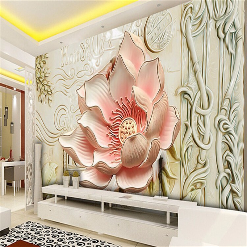 Material wall coverings promotion shop for promotional for 3d mural art in india