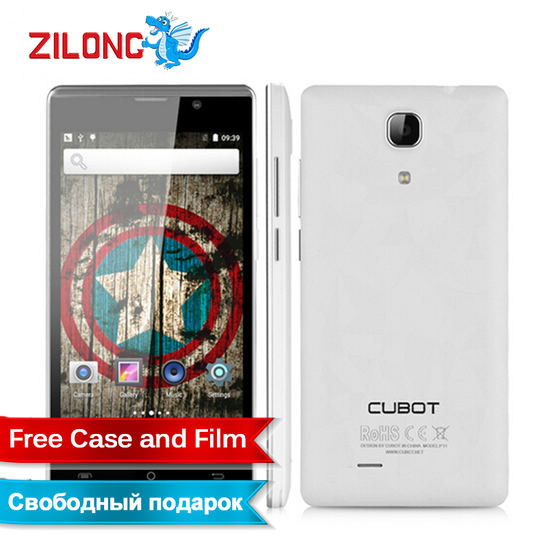 "Original Cubot P11 5.0 "" HD 3G Smartphone Android 5.1 MTK6580 Quad Core 1.3GHZ 1GB RAM 8GB ROM Dual Sim 8MP Cellular telephone(China (Mainland))"