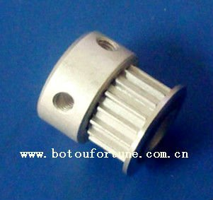 free shipping Aluminum 16T2.5 timing pulley,8pcsand 6mm width open belt,10meters(China (Mainland))